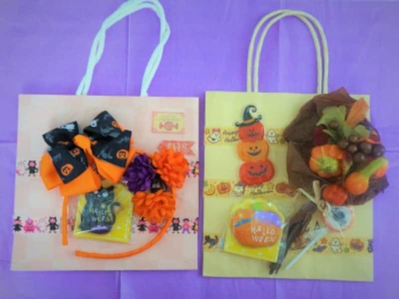プレゼントはハロウィンモチーフのアクセサリーやハロウィンに飾れる雑貨がよいでしょう。