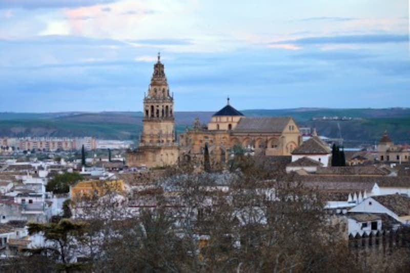 メスキータ スペイン 世界遺産 コルドバ