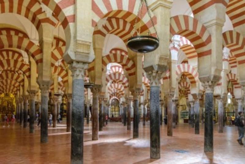 メスキータ 円柱の森 スペイン 世界遺産 見どころ