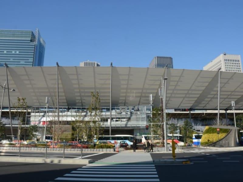 新幹線ホームに近い東京駅八重洲口へはJR以外でもアクセス可能
