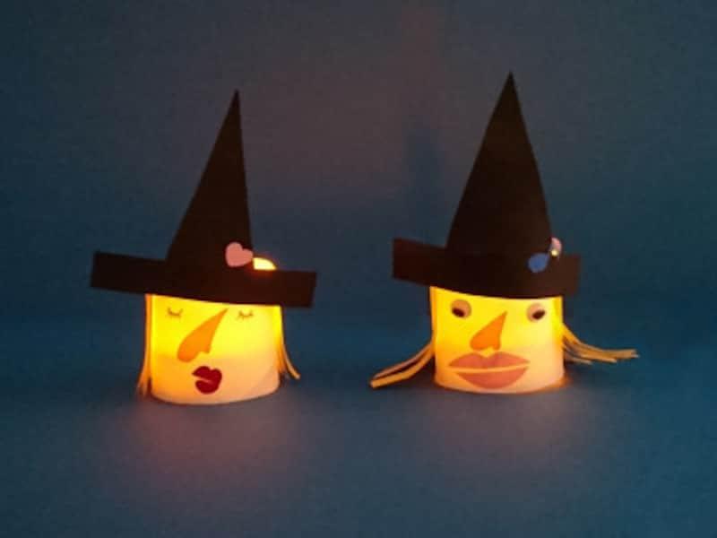 魔女のキャンドルライト