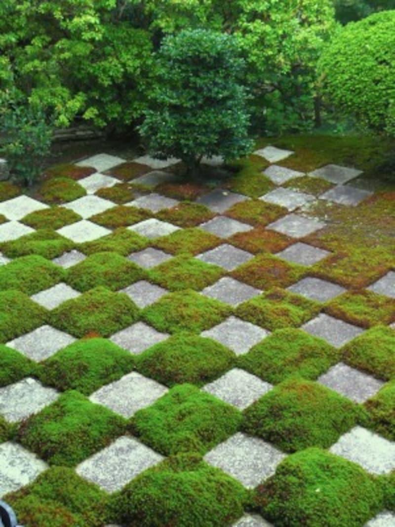 本坊庭園の北庭