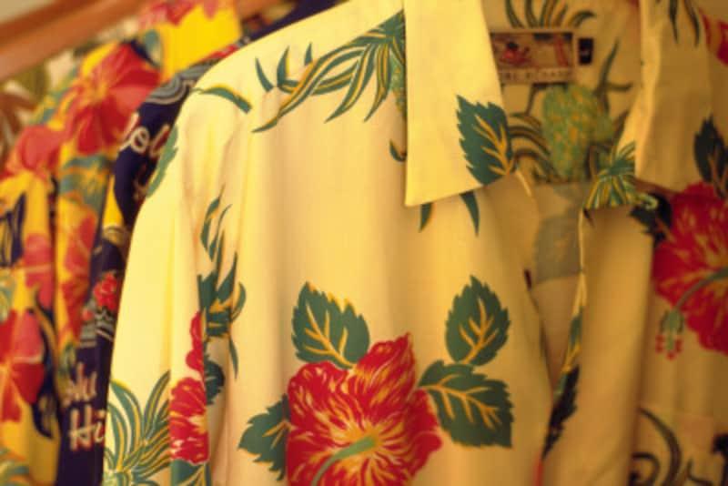 ハワイでは、アロハシャツは正装です。