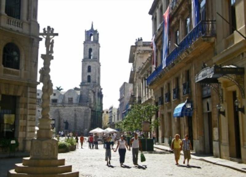 ハバナ旧市外