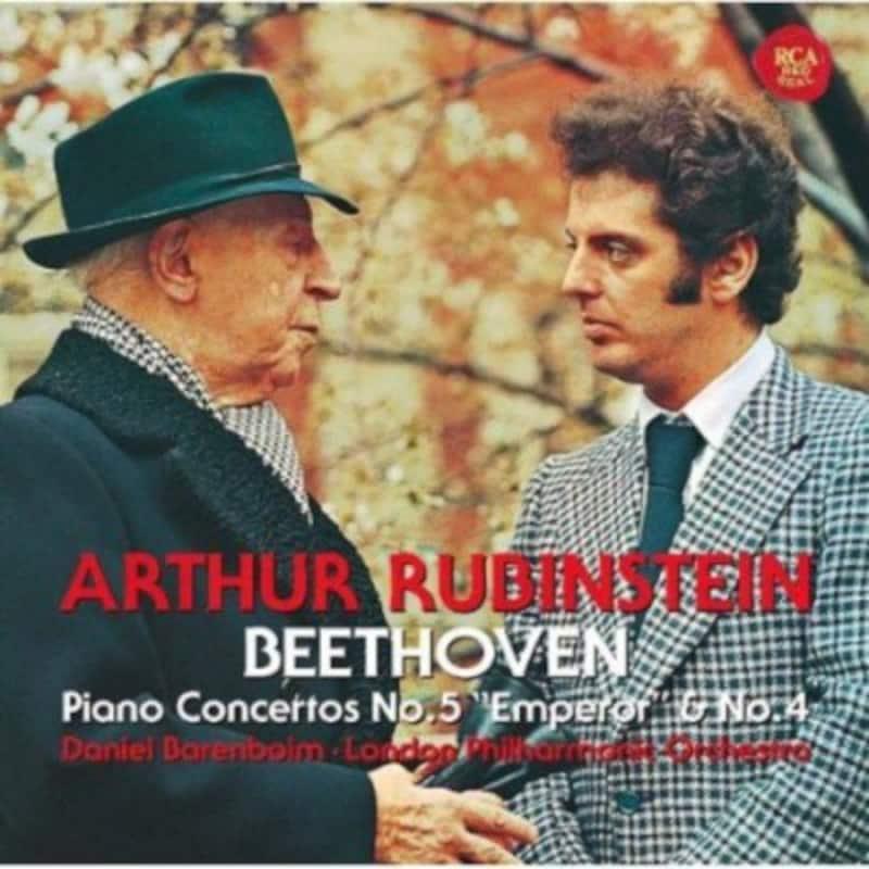 ベートーベン/ピアノ協奏曲 第5番 変ホ長調 作品73