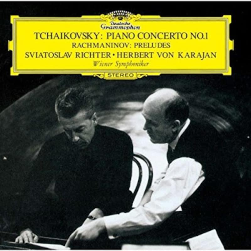 チャイコフスキー/ピアノ協奏曲 第1番 変ロ短調 作品23