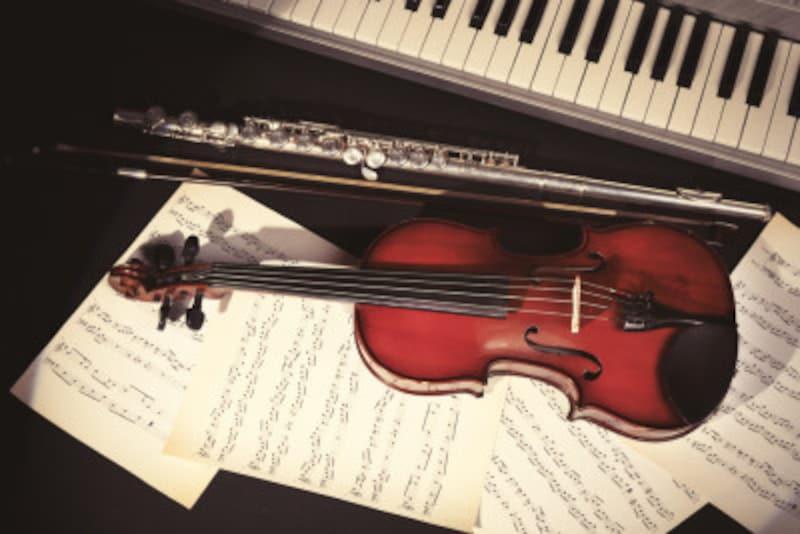 クラシック音楽のコンチェルト(協奏曲)