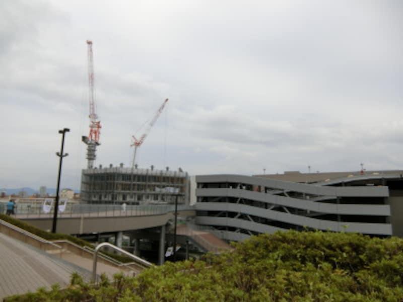 「ザ・パークハウス福岡タワーズ」の建設地