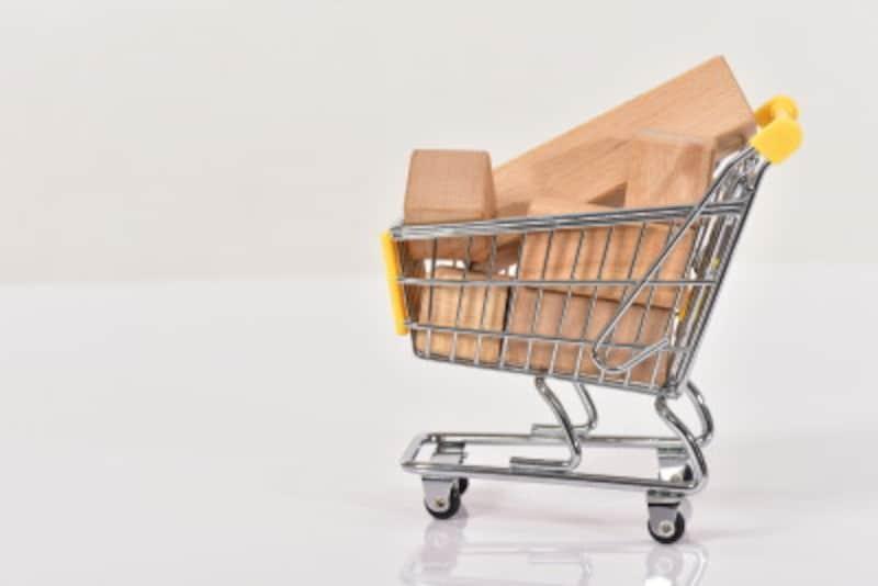 木材を買う方法は、通販と、実店舗での購入の2通り