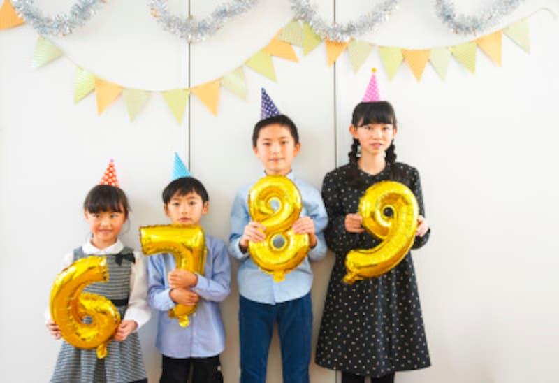 満年齢とは、自分が生まれた日から次の誕生日までが0歳で、誕生日を重ねた回数を年齢とする数え方