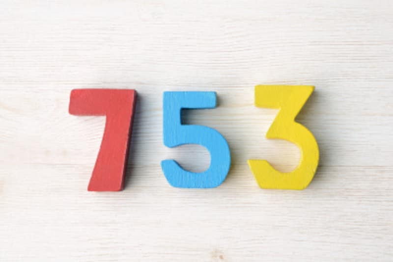 七五三は、地域や家庭の考え方、家族の都合などにより、満年齢で行う場合もあれば数え年で行う場合も