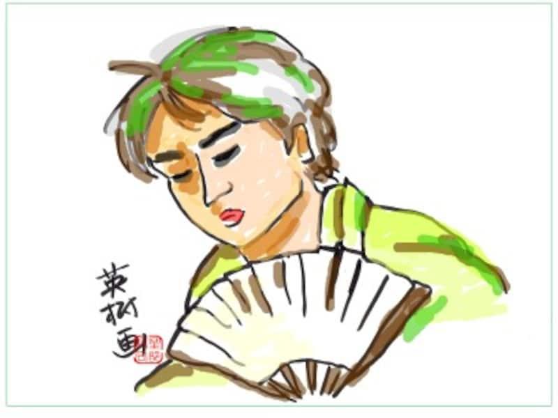 佐々木勇気/ガイド画