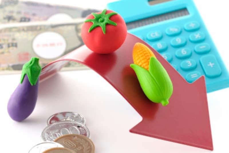 食材を管理できれば、簡単に節約することができるようになる!