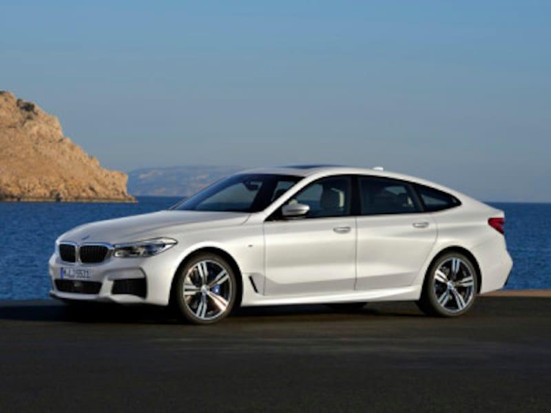 BMW6シリーズグランツーリスモ