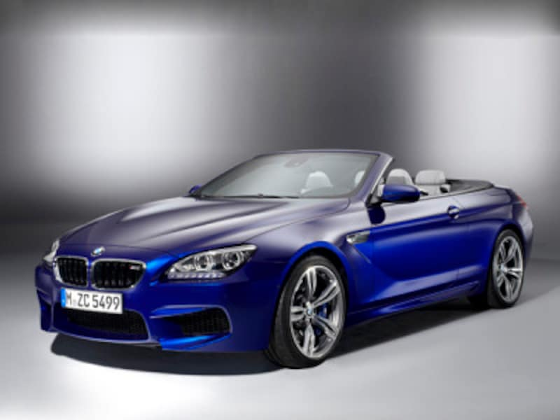 BMWM6カブリオレ