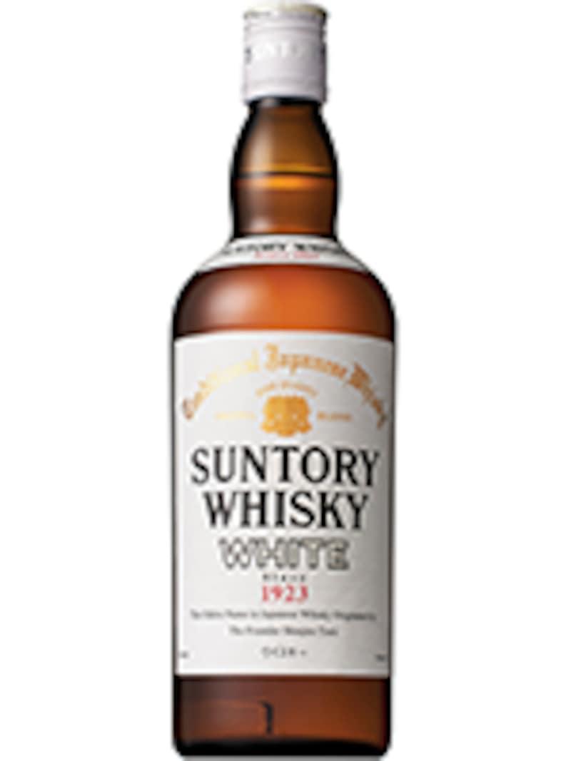 サントリーウイスキーホワイト