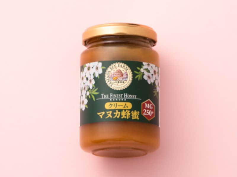山田養蜂場クリームマヌカ蜂蜜MG250+