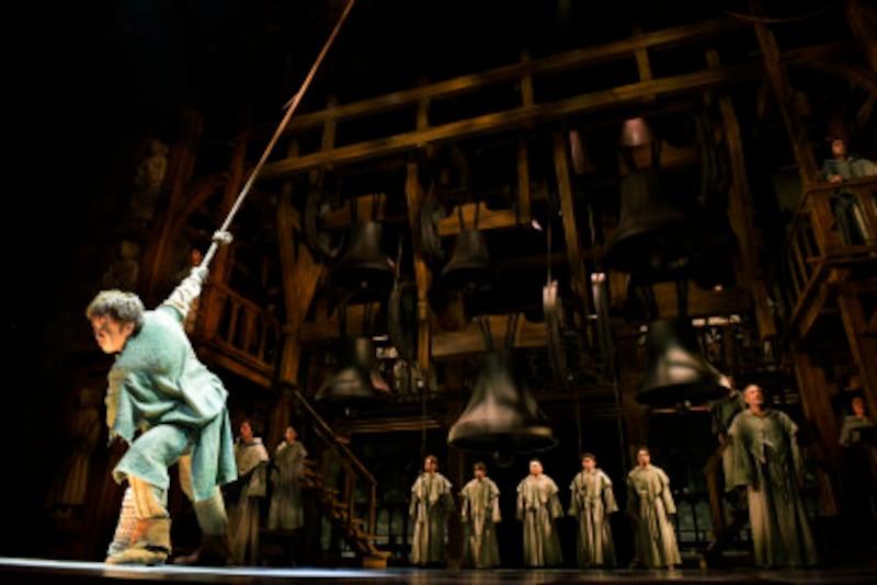『ノートルダムの鐘』(C)Disney撮影:上原タカシ