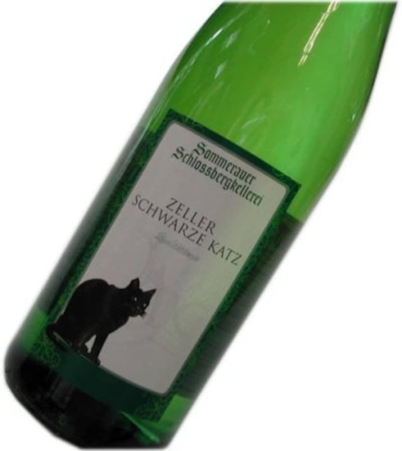ドイツ ワイン シュヴァルツ・カッツ 黒猫