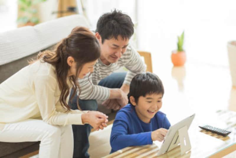 子連れ再婚でできた家庭が「ステップファミリー」