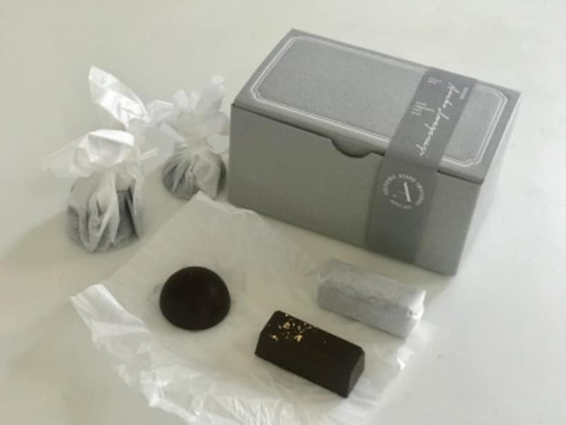ボンボンショコラ セレクトボックス 5個入り 1000円(税別)