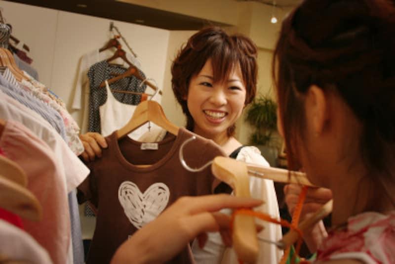 服の選び方でわかる3タイプの性格