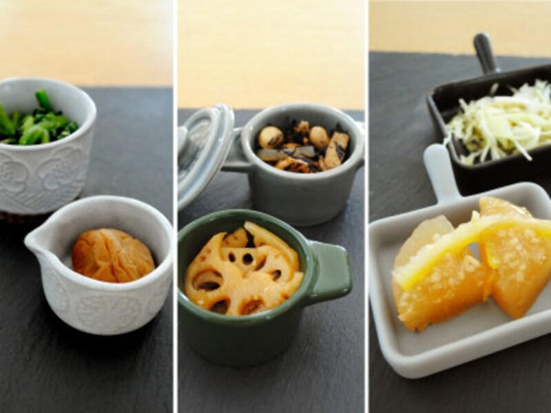 豆皿&ココット皿の活用術