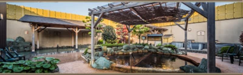船橋温泉湯楽の里