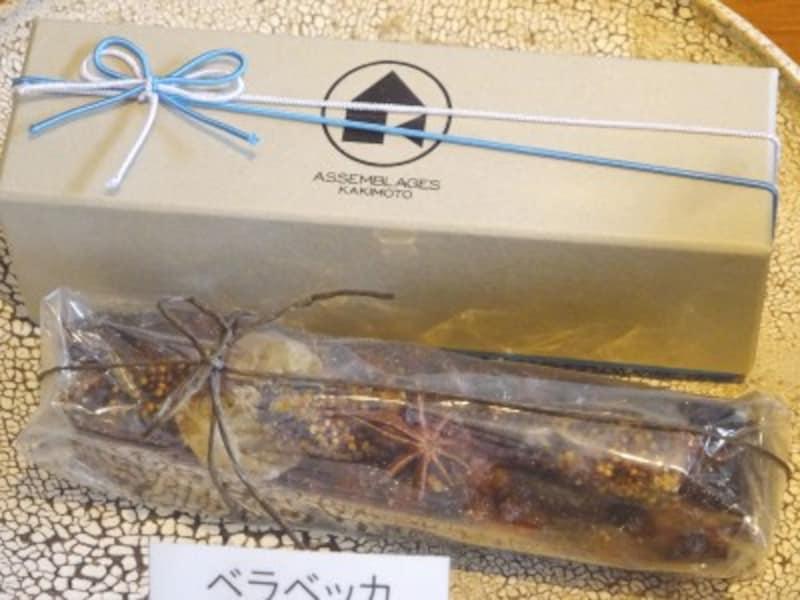 「アッサンブラージュカキモト」の「ベラベッカ」(税別1,200円)