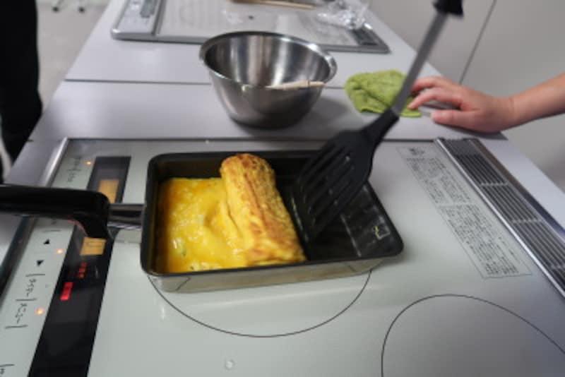卵焼き初挑戦