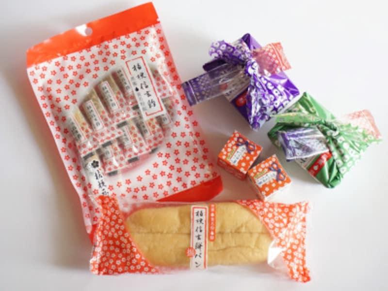 桔梗信玄餅シリーズ商品