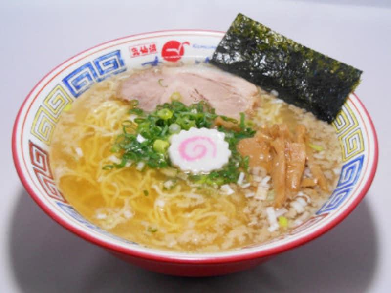 東京ラーメンショー2018 第2幕ー1 宮城県:気仙沼かもめ食堂 かもめ潮ラーメン