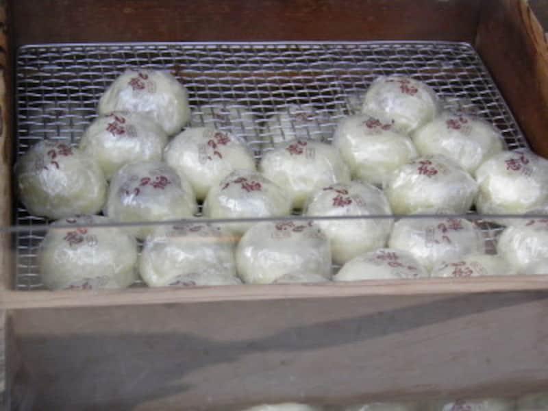川越の名産品のさつま芋を素材とする「いも恋」