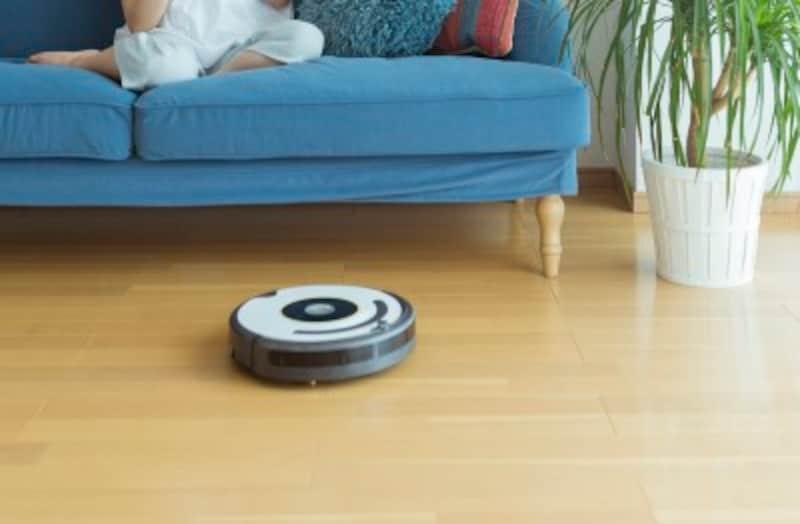 お掃除ロボットは国内メーカーのものも充実している