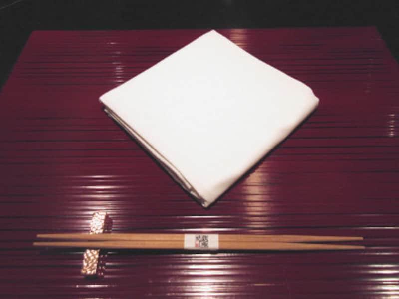 ハイアットリージェンシー東京鉄板焼グリルテーブルセット