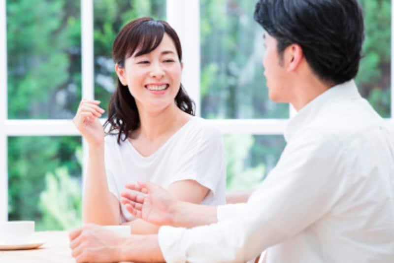 夫婦の数だけ結婚の形があります。大事なのは、2人が仲良く暮らしていけること。過去は関係ありません