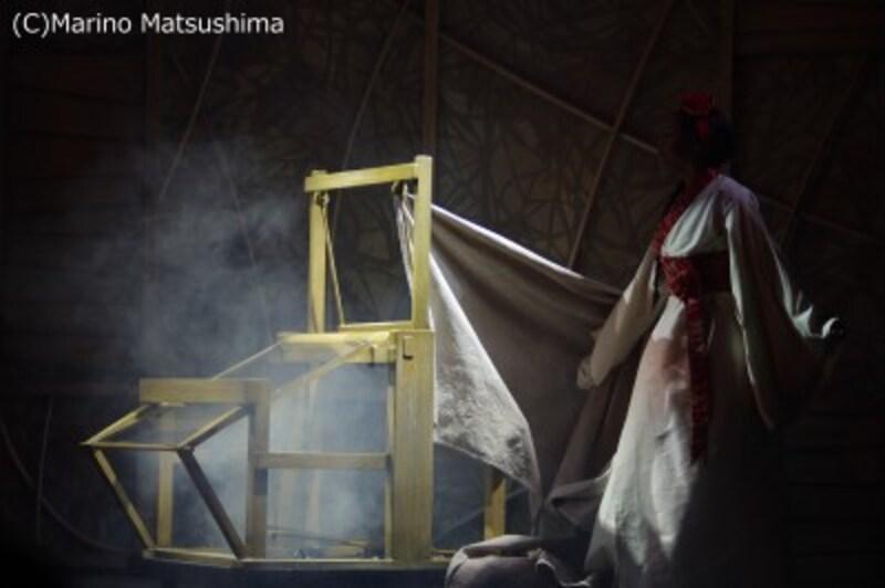 『ザ・シークレット・シルク』(C)MarinoMatsushima