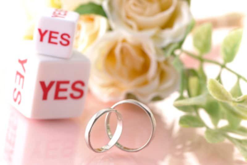 3回目のデートを乗り越えれば、結婚も視野に入ります