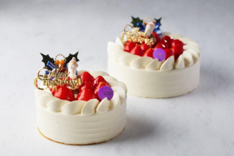 ホテルインターコンチネンタル東京ベイのクリスマスショートケーキ4,800円(15cm)7,200円(18cm)※税別