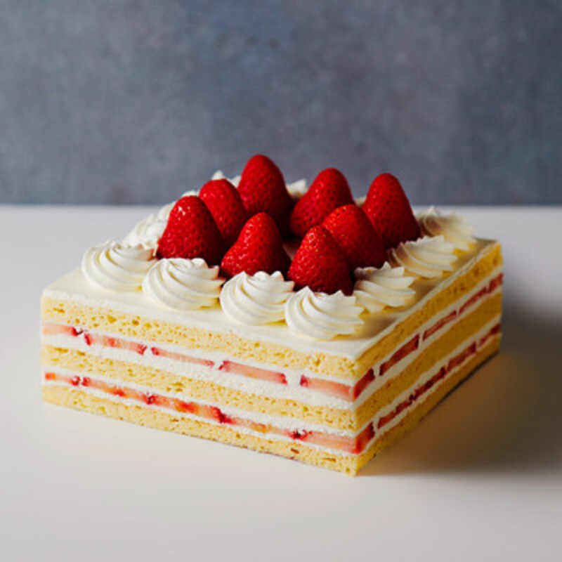 京王プラザホテルの低糖質フレジェ5,500円(税込)