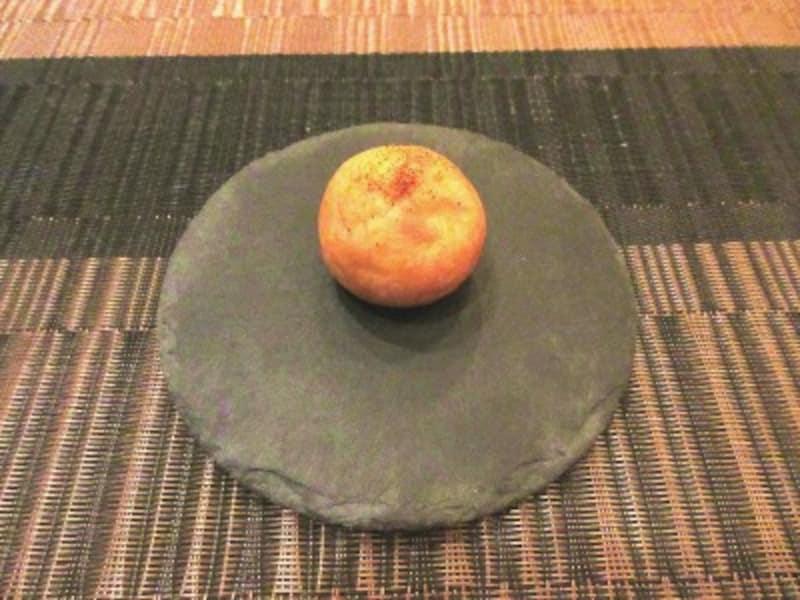 fits白玉粉のお団子ベシャメルハムチーズ