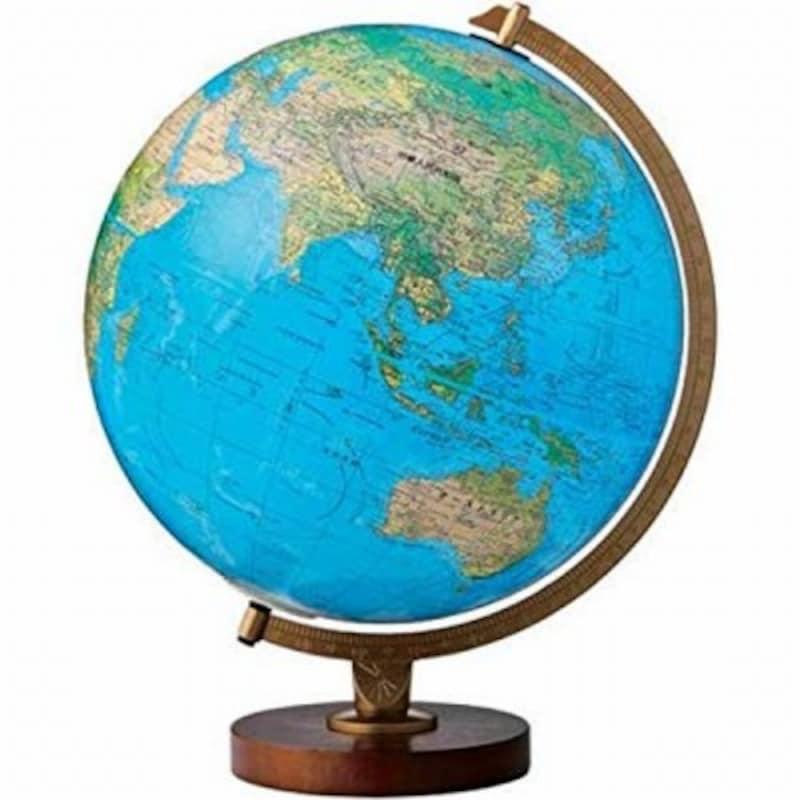 リプルーグルの地球儀「リビングストン」