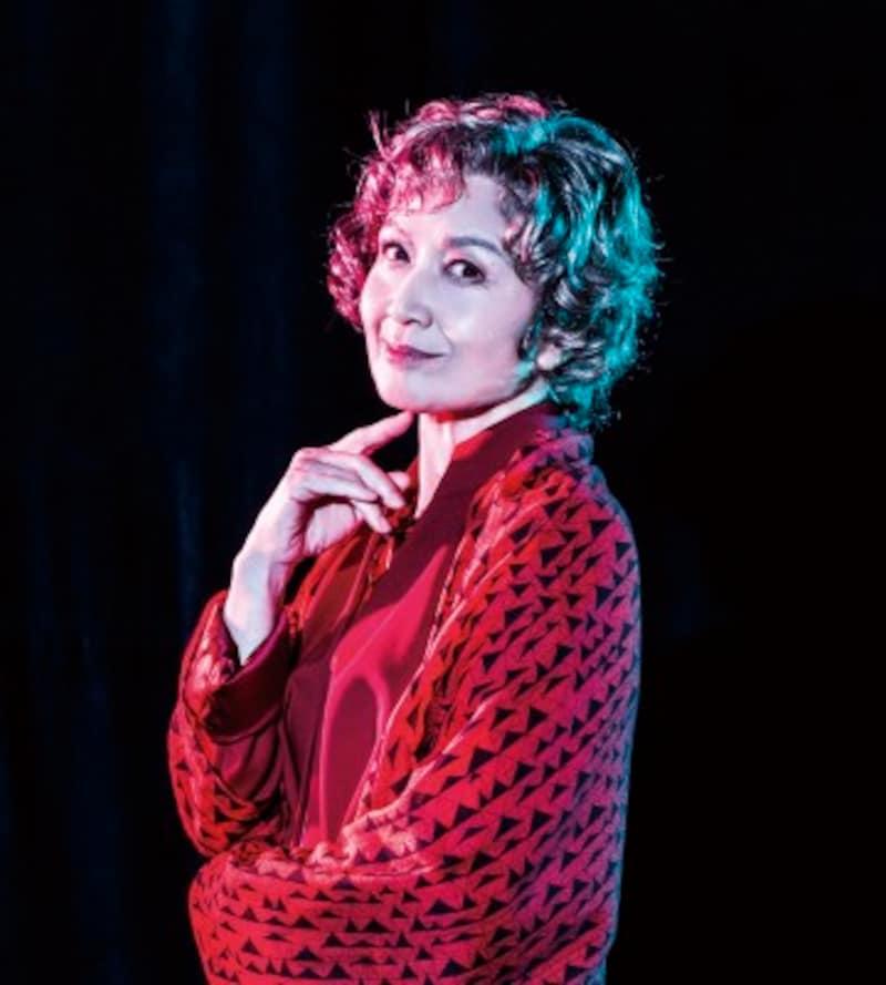 久野綾希子 大阪生まれ。愛知県立芸術大学音楽科在学中に劇団四季研究所に入所、卒業後入団し劇団四季の主演女優として活躍。『エビータ』ではゴールデンアロー賞演劇賞を受賞、「キャッツ」初演のグリザベラを演じ、1986年に退団するまで850ステージに出演。退団後は「王様と私」「ボンベイドリームス」等の舞台、映画、ライブなど幅広く活躍している。