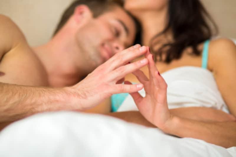 朝のほうが、性的刺激に対しても感じやすくなると考えられます