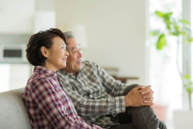 夫婦2人で過ごす人生も長い