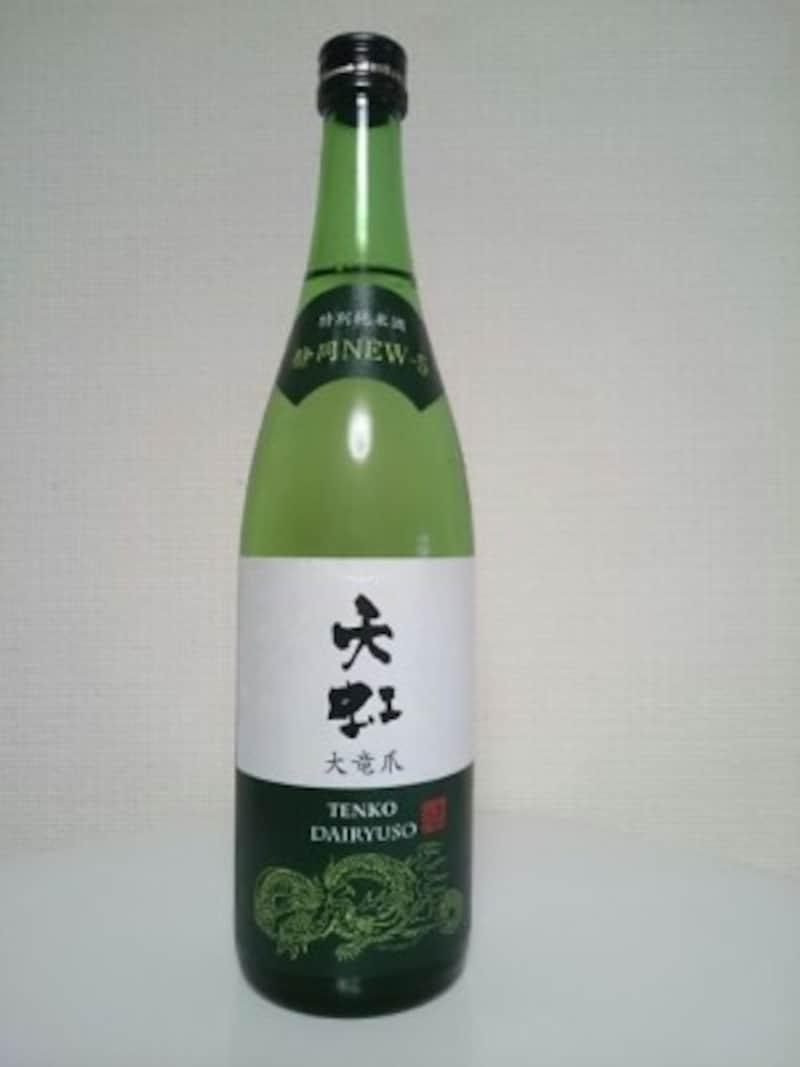 名水と静岡産のお米が生んだ銘酒
