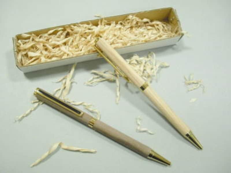 筆記用具をお土産にする…粋ですね