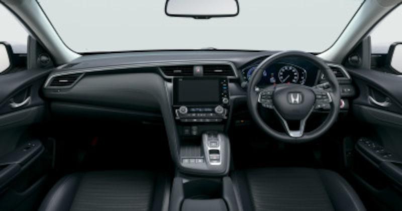 Honda(ホンダ)新型「INSIGHT(インサイト)」EXインパネ