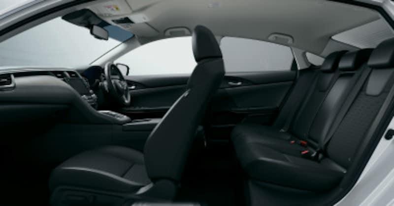 Honda(ホンダ)新型「INSIGHT(インサイト)」EXインテリア