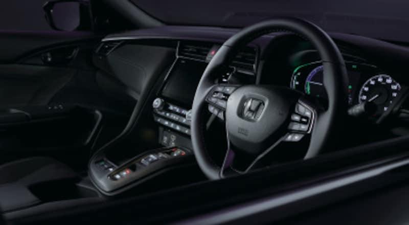 Honda(ホンダ)新型「INSIGHT(インサイト)」EX・BLACKSTYLEインパネ・コクピット